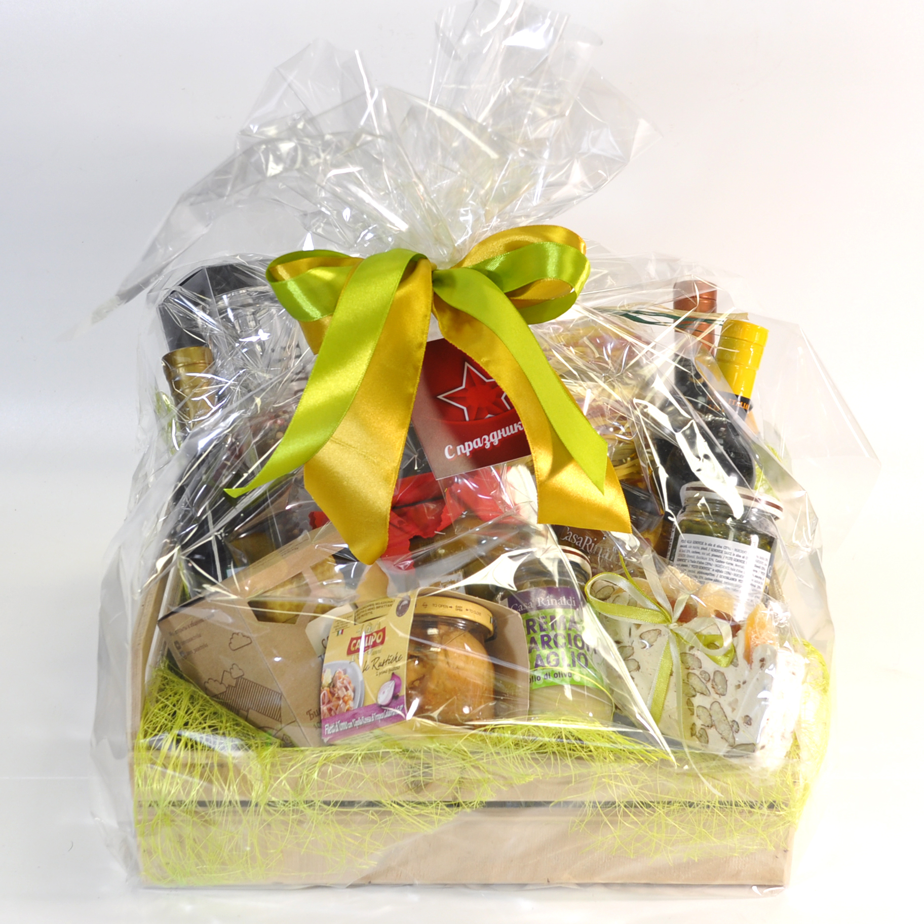 Подарочный набор Casa Rinaldi с продуктами Di campagna