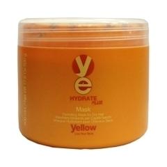Увлажняющая маска Hydrate plus Mask Yellow Alfaparf