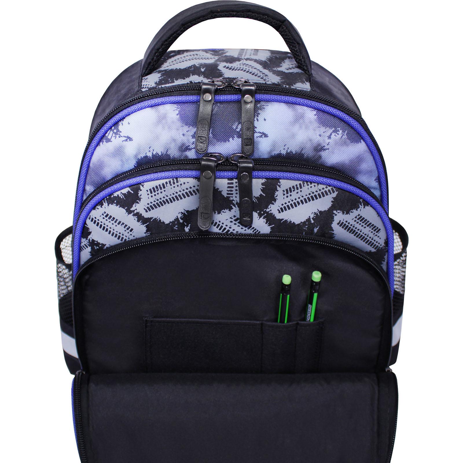 Рюкзак школьный Bagland Mouse черный 505 (0051370) фото 5