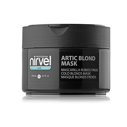 Nirvel Artic Blond Mask