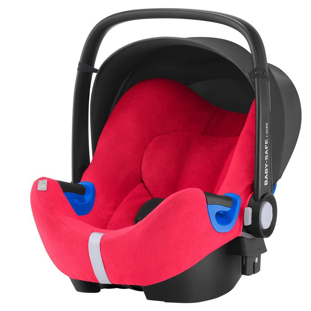 Чехлы для автокресел Romer Летний чехол для автокресла Baby-Safe i-Size, розовый britax-roemer-sommerbezug-baby-safe-i-size-pink.jpg
