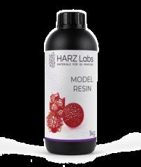 Фотография — Фотополимер HARZ Labs Model Resin, вишневый (1000 гр)
