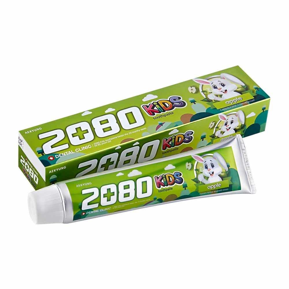 Детская зубная паста 2080 Яблоко