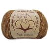 Yak cotton 199006 (золотистый меланж)