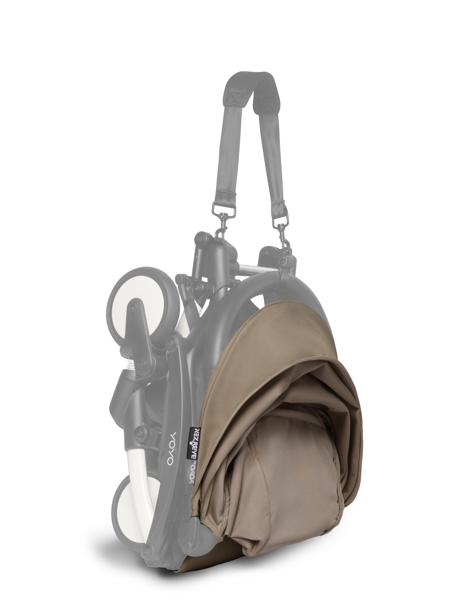Текстиль сменный для колясок YOYO 6+ Taupe Кротовое