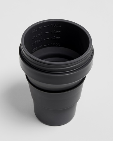 Складной стакан Stojo Titan, 24oz/710 мл