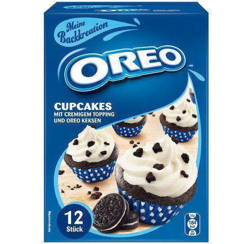 Oreo cupcakes Орео смесь для приготовления капкейков 280 гр