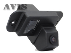 Камера заднего вида для SsangYong Action 05-10 Avis AVS312CPR (#076)