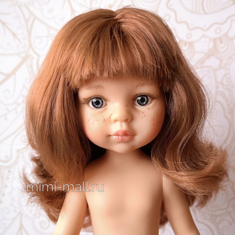 Кукла Кристи без одежды 32 см Paola Reina (Паола Рейна) 14796