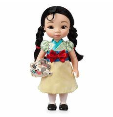 Мулан, Disney Animators (Дисней Аниматорс), 38 см ПРЕДЗАКАЗ ЯНВАРЬ 2021