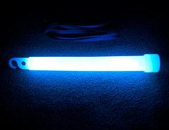 Сигнальная палочка Track светящаяся ХИС 150мм голубая