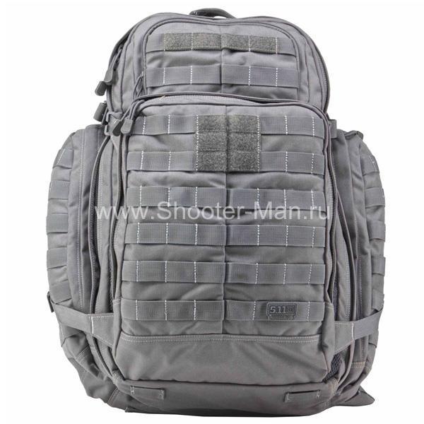 Тактический рюкзак 5.11 RUSH 72 BACKPACK, цвет STORM фото