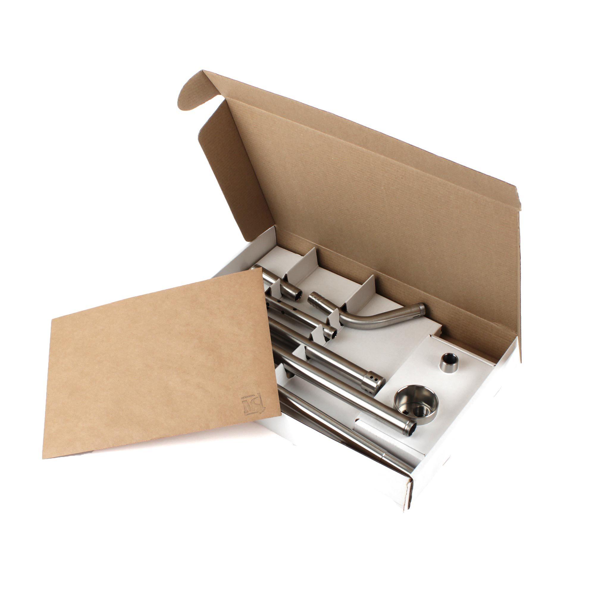 Фирменная коробка шахты Mexanika Smoke PAROVOZ (Limited Edition)