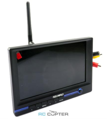 FPV монитор FPV-639A 7