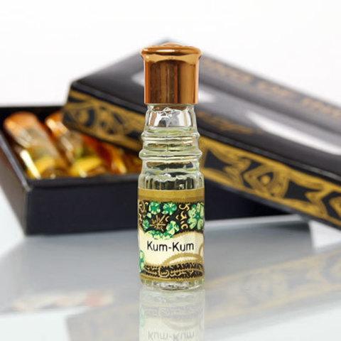 Масло парфюмерное Шафран (кум-кум) 2,5 мл