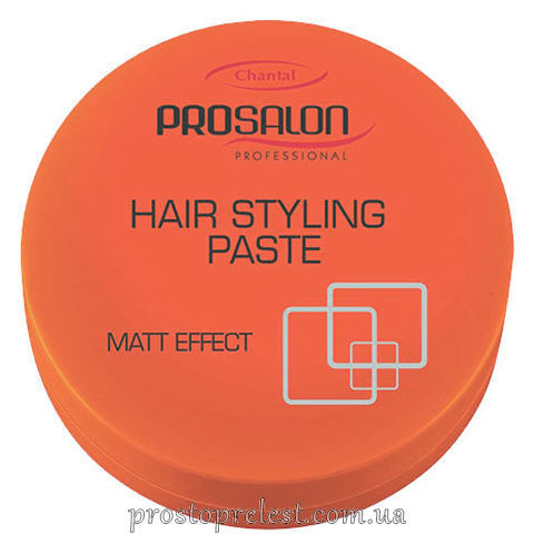 Prosalon Styling Hair Paste - Паста для укладки волосся