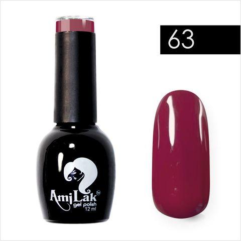AmiLak Color Gel Polish №063