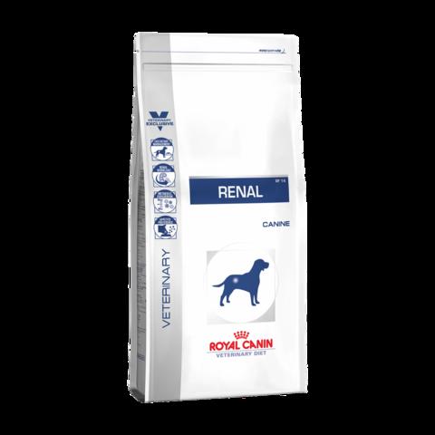 Royal Canin Renal RF Сухой корм для собак при почечной недостаточности