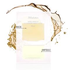 JMSOLUTION Укрепляющая маска с аминокислотами JMSOLUTION Water Luminous SOS Ringer Amino Mask 28 мл