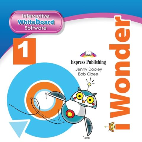 I Wonder 1 Interactive WhiteBoard Software - Диск для интерактивной доски