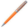 Pierre Cardin Color-Time - Orange, шариковая ручка, M