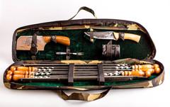 Шашлычный набор Камуфляж, Кизляр, фото 1