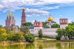Картина раскраска по номерам 40x50 Кремль
