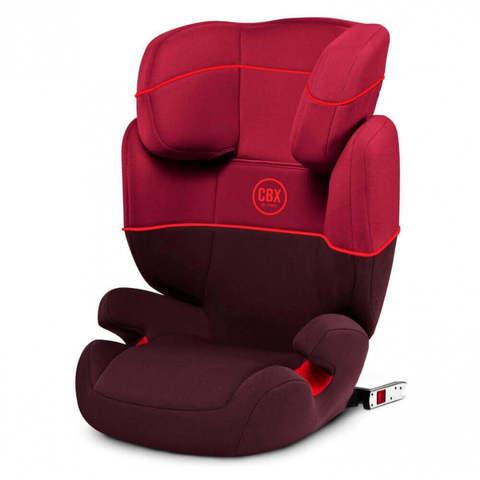 Автокресло Cybex Free-Fix Rumba Red
