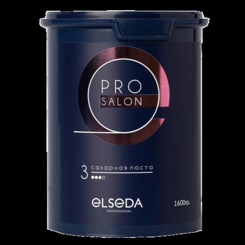 ELSEDA Сахарная паста PRO SALON средняя 1600 гр. цена мастера 1000 руб