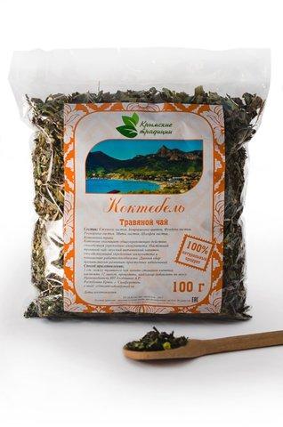 Травяной чай «Коктебель»™Крымские традиции