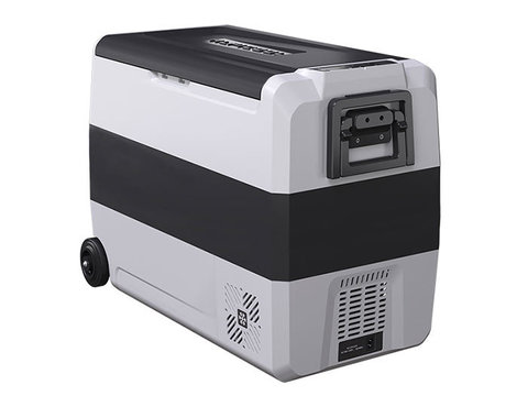 Компрессорный автохолодильник SUMITACHI T60 (Двухкамерный, 12/24/220V, 60л)