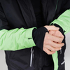 Горнолыжный костюм Nordski Extreme Black/Lime мужской