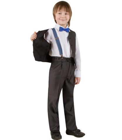 Детские классические брюки для мальчика