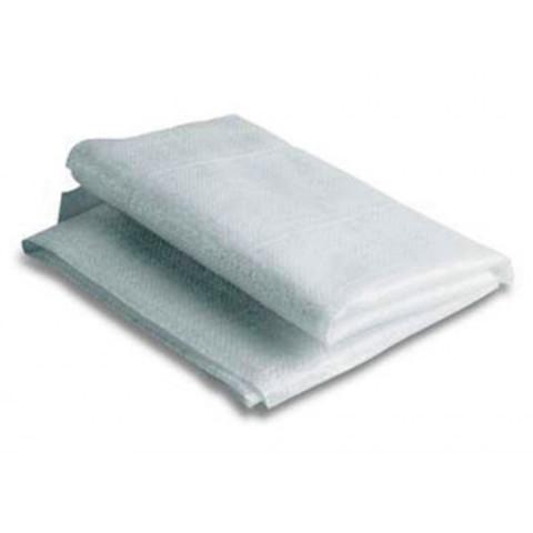 Мешок полипропиленовый первый сорт белый 55х105 см