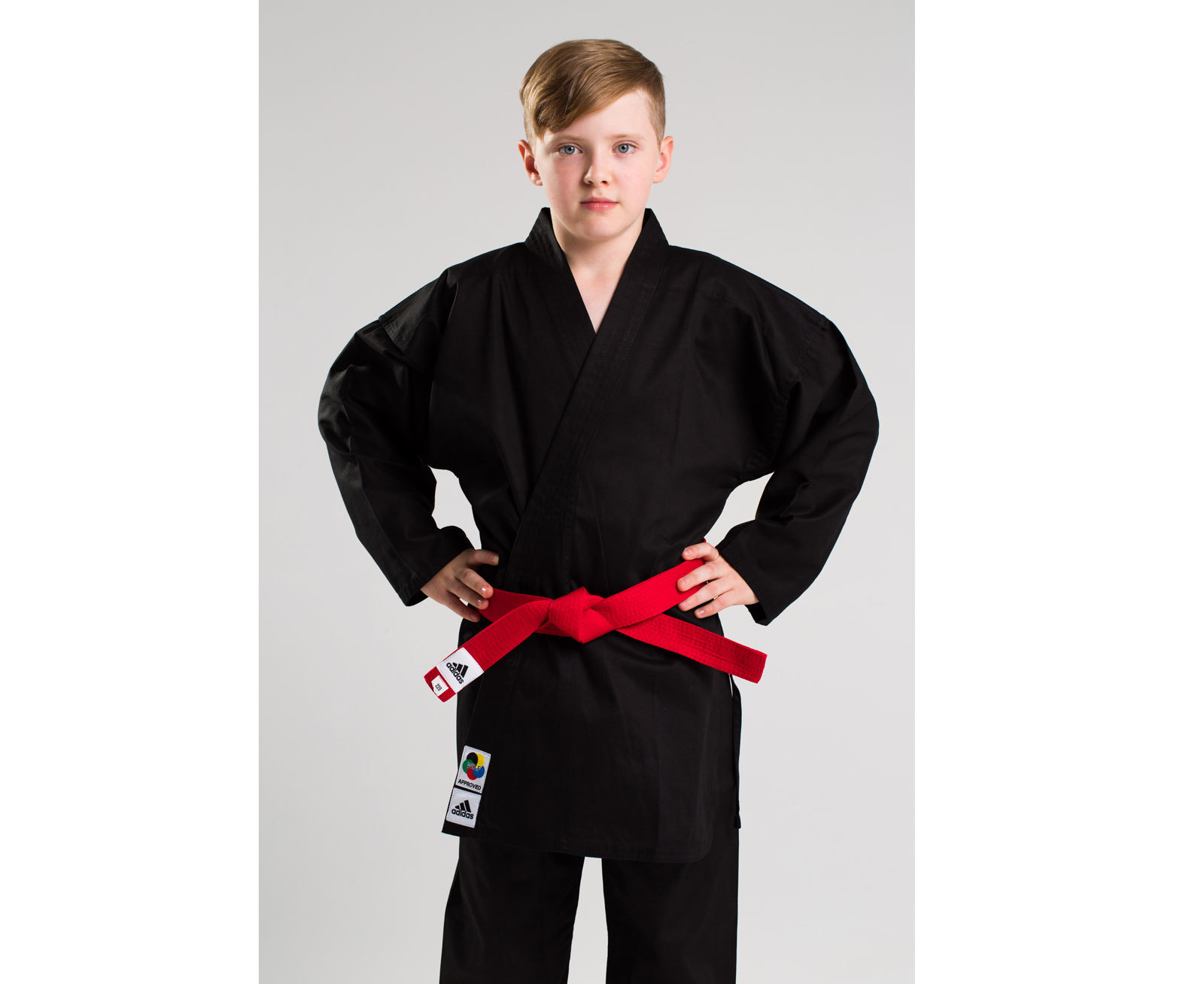 Кимоно КИМОНО ДЛЯ КАРАТЕ CLUB BLACK WKF ADIDAS kimono_dlya_karate_club_black_wkf_chernoe_pic1.jpg