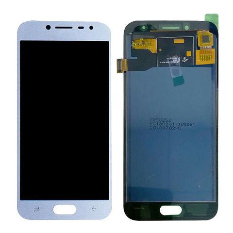 LCD SAMSUNG J2 Pro 2018 J250 + Touch Blue Orig MOQ:5