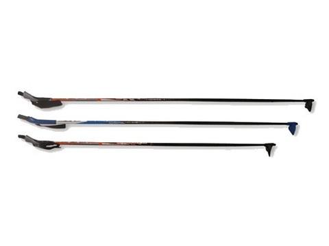 Палки лыжные  STC стеклопластик 155см