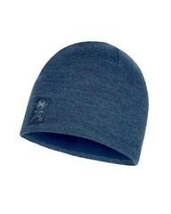 Шапка вязаная с флисом Buff Hat Knitted Polar Solid Navy