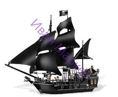 Конструктор Пираты Карибского моря 7318 Черная жемчужина 847 дет
