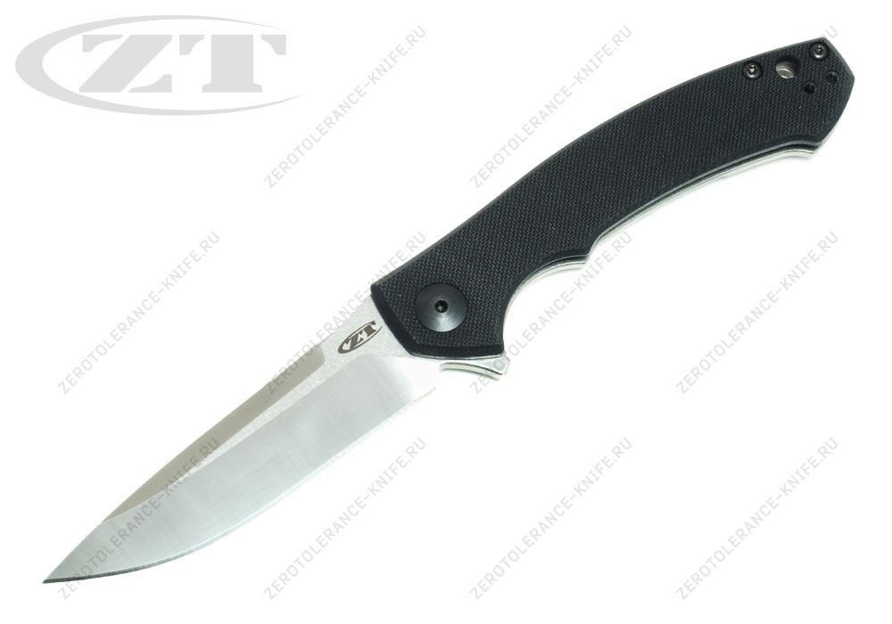 Нож Zero Tolerance 0450G10 First 3 Sinkevich