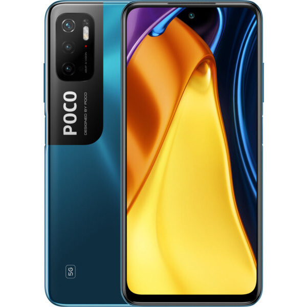 Poco M3 Pro 5G Xiaomi Poco M3 Pro 5G 4/64GB Blue (Синий) blue1.jpg