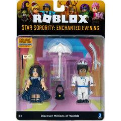 Игровая коллекционная фигурка Jazwares Roblox Game Packs Star Sorority: Enchanted Evening W6