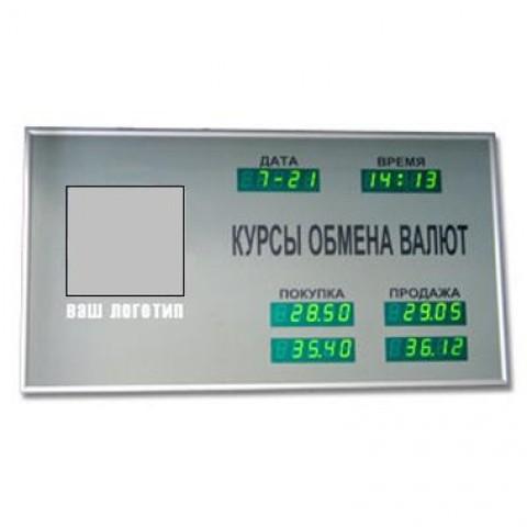 Табло курсов валют Kobell TEK 2