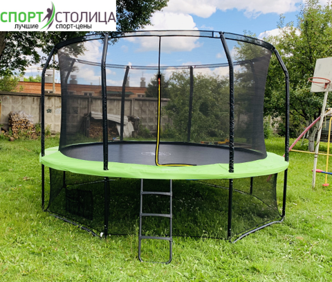 Батут Hasttings Sky Double 13 FT (3,96 м)