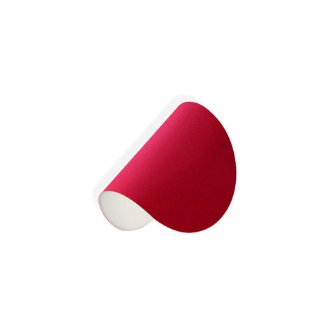 Настенный светильник Half by Light Room (красный)
