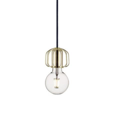 Подвесной светильник копия ASKJA by Nordlux (золотой)