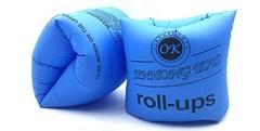 Qol şarı \ Нарукавники для плавания \ Rollups  blue