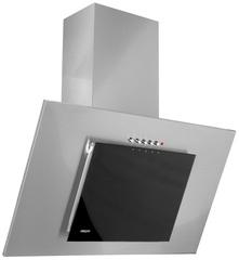 Вытяжка AKPO Nero wk-4 60 Металлик/чёрное стекло