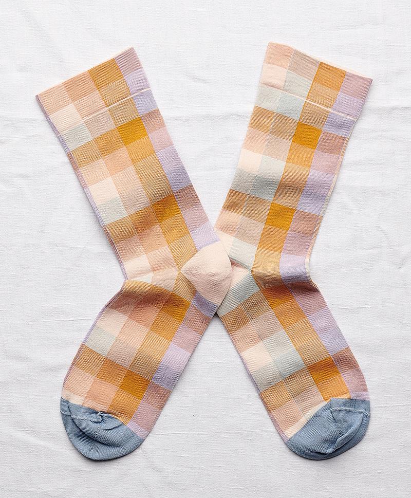 Носки Carreaux Miel