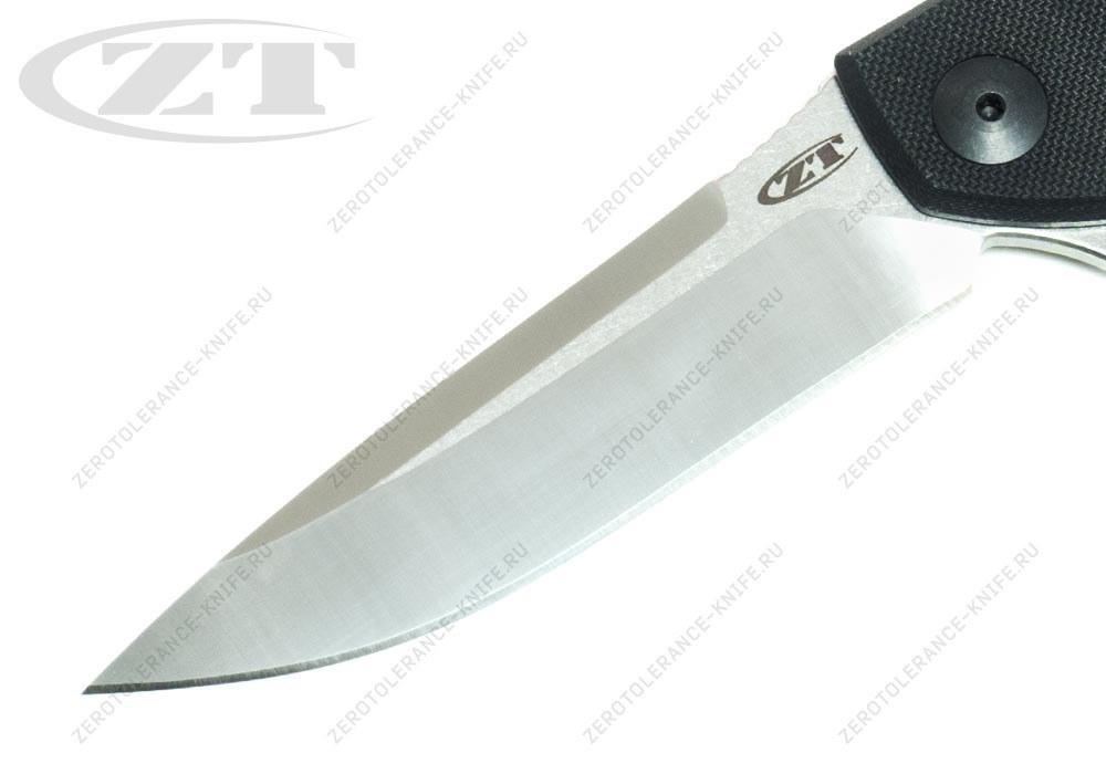 Нож Zero Tolerance 0450G10 First 3 Sinkevich - фотография
